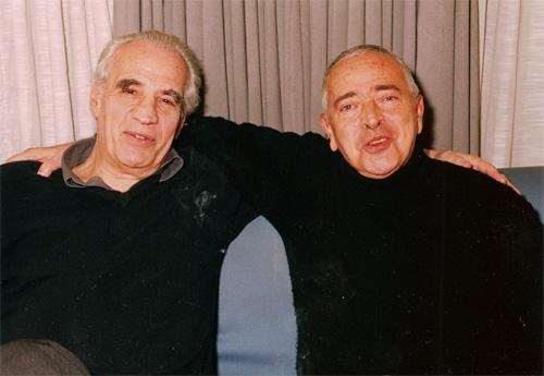 Tato Pavlovsky y Hernán Kesselman